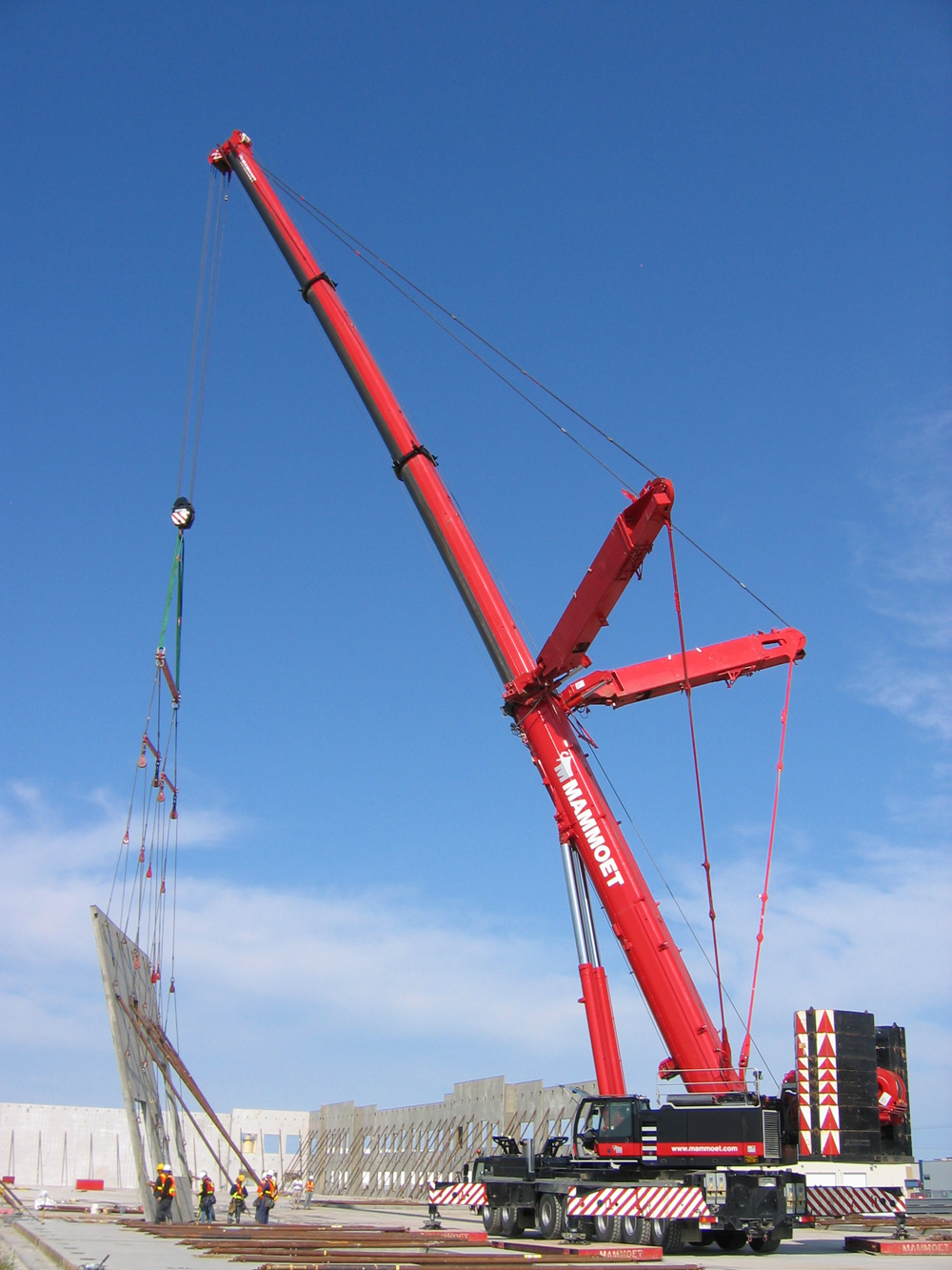 Overhead Cranes Vancouver Bc : Coolest mobile crane photo submissions all things cranes