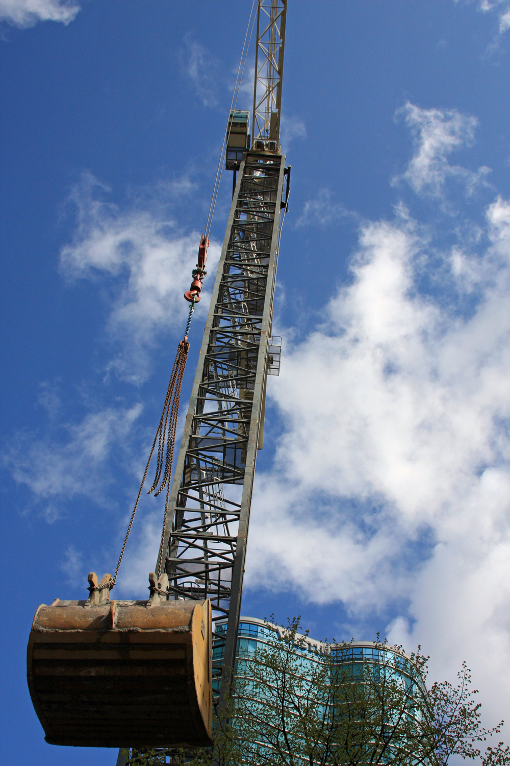 Tower Crane Nashville : Coolest tower crane photo submissions all things cranes