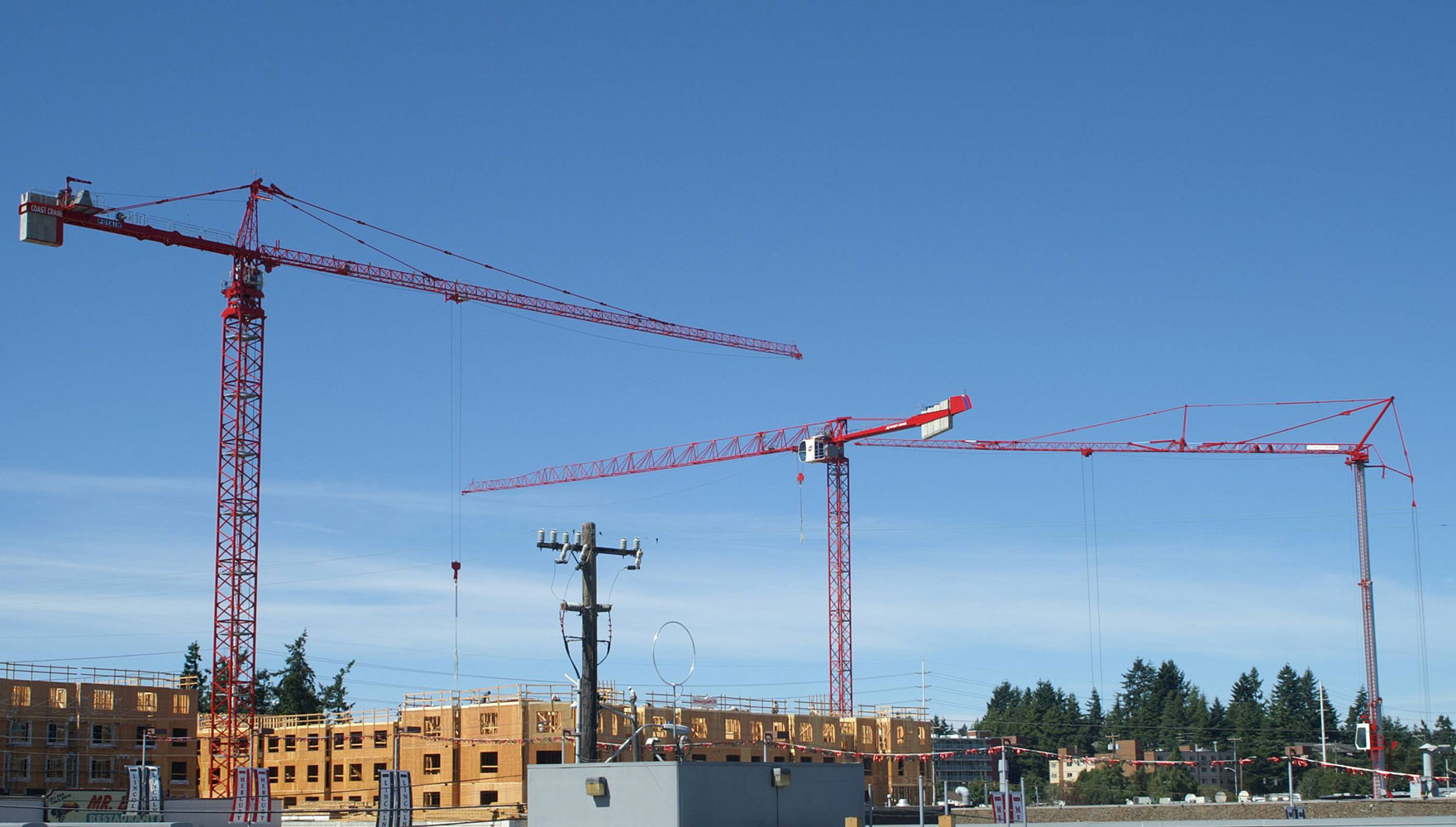 Tower Crane : Coolest tower crane photo submissions all things cranes