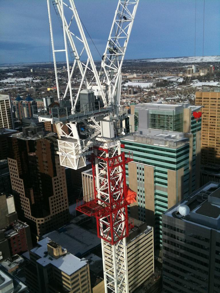 Tower Crane Ny : Coolest tower crane photo submissions all things cranes