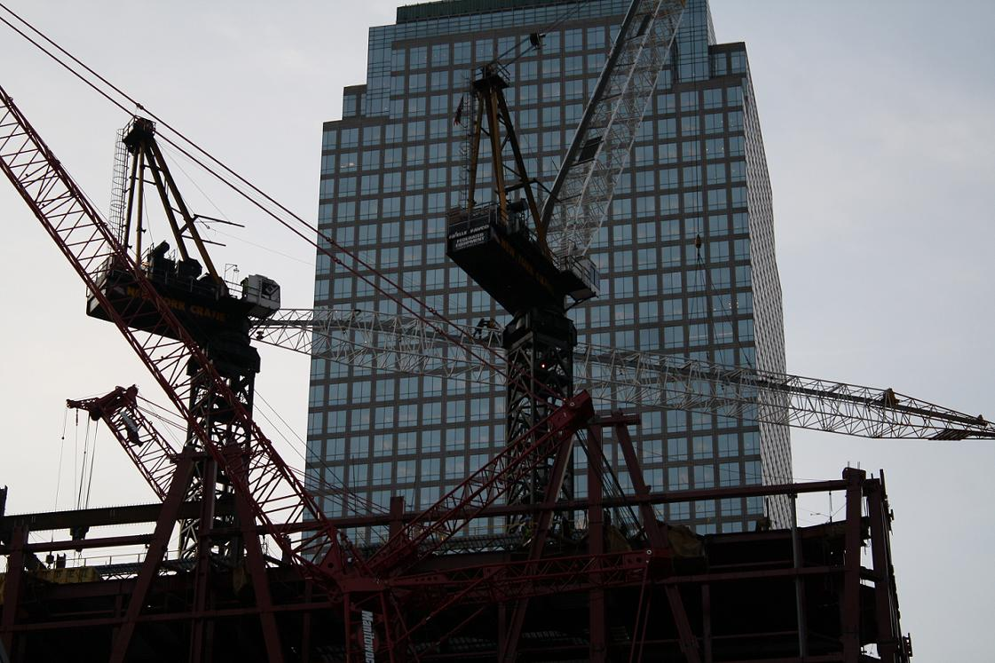 Tower Crane Ny : Coolest tower crane photo submissions hkmachine