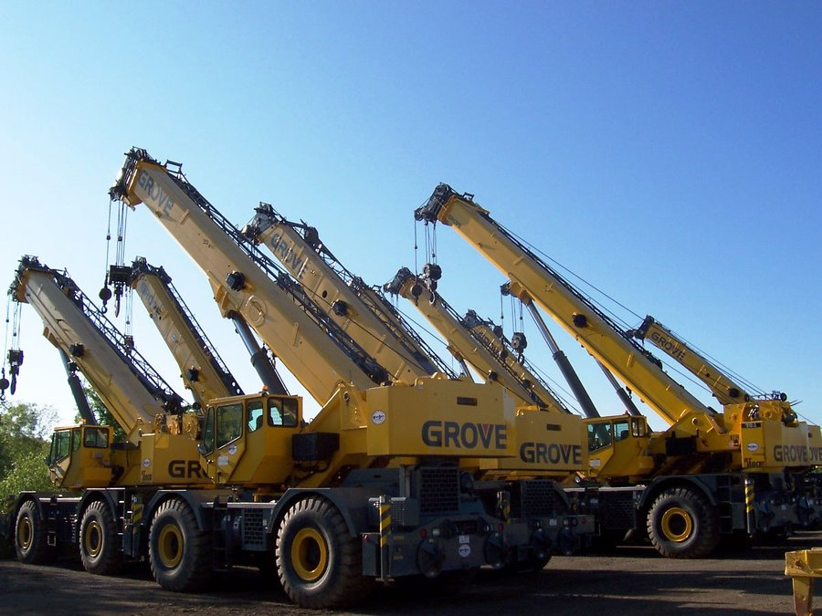 Coolest Mobile Crane Photo Submissions All Things Cranes