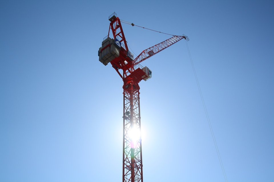 Tower Crane Signals : Coolest tower crane photos all things cranes