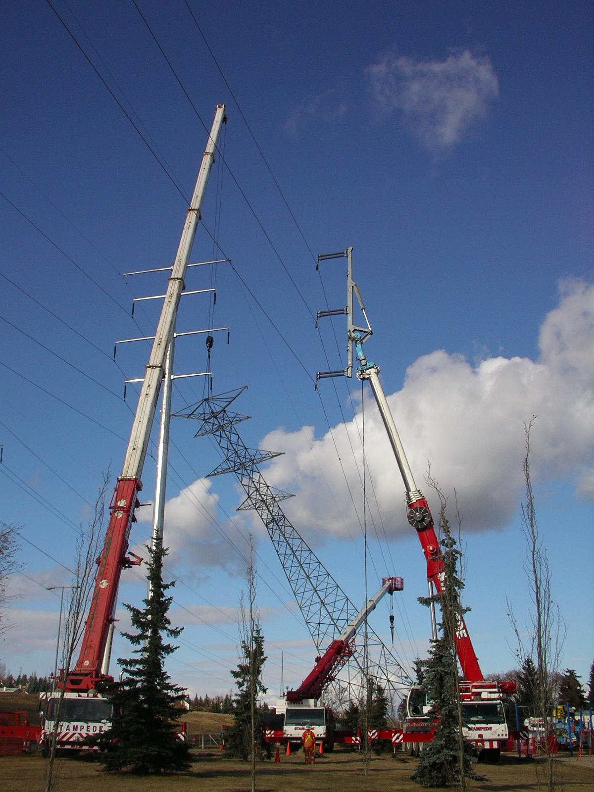 Overhead Crane Newfoundland : Coolest mobile crane photos all things cranes