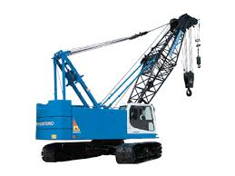 Hitachi-Sumitomo SCX800A-3 Hydraulic Crawler Crane (80 tonnes)