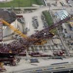 Houston Refinery Collapse