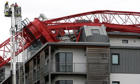 Liverpool Crane Collapse