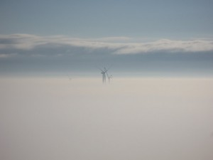 Trochu wind farm in Alberta, BC Canada by Stampede Crane & Rigging