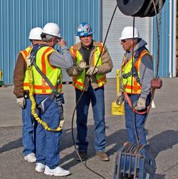 ITI Crane & rigging training