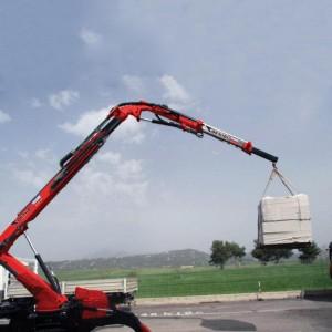 KB 19-4 Spider Crane