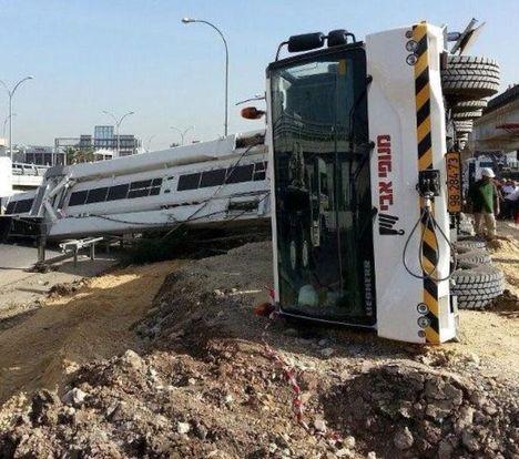 Haifa, overturn 5
