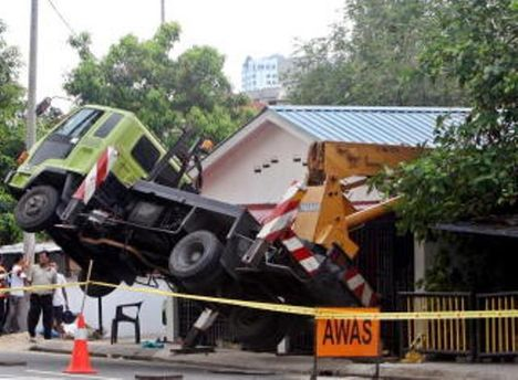 Another fatal accident