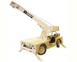 Bailey Cranes Carry Deck Hybrid