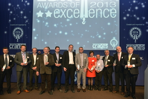 ESTA Awards of Excellence 2013 winners