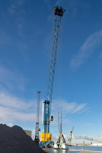 Terex/Gottwald. Mobiele Kraan nr15. 29/11/2012