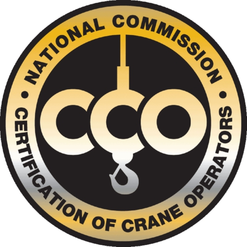 NATIONAL COMMISSION FOR THE CERTIFICATION OF CRANE OPERATORS LOGO
