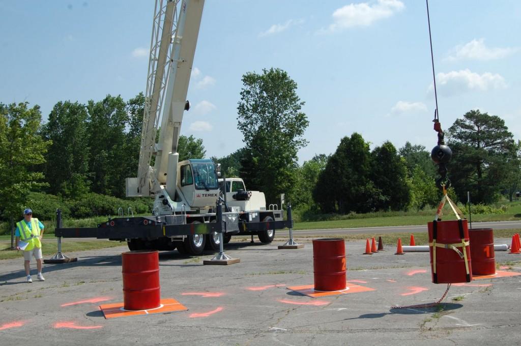Crane Operator Skills