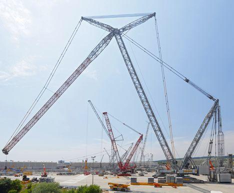World largest Crawler 1