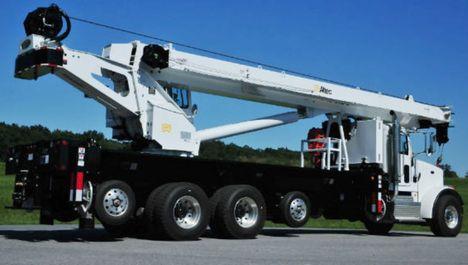 Alltec 45 ton Crane