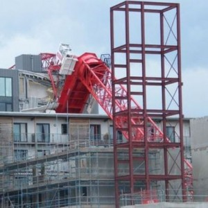 Crane collapse in 2009