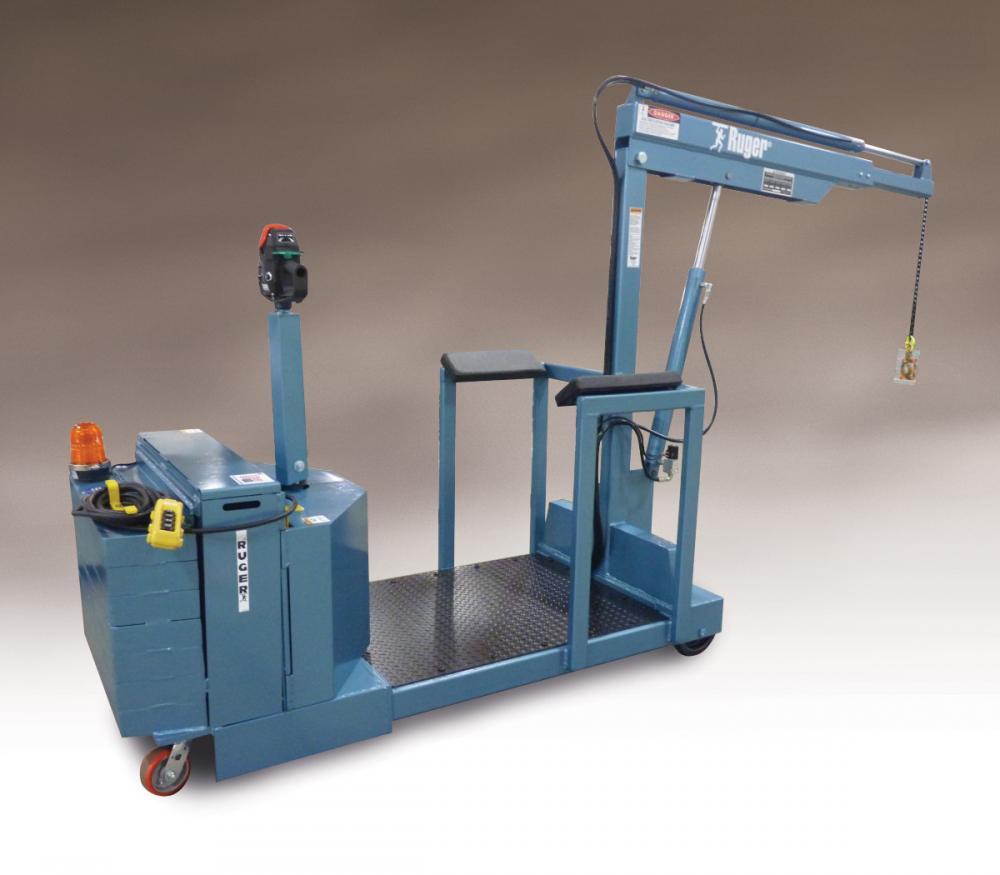 Ruger Portable Crane