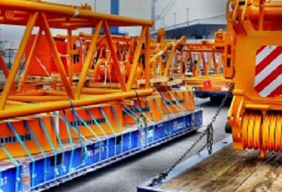 Lieberr Telescopic Mobile crane