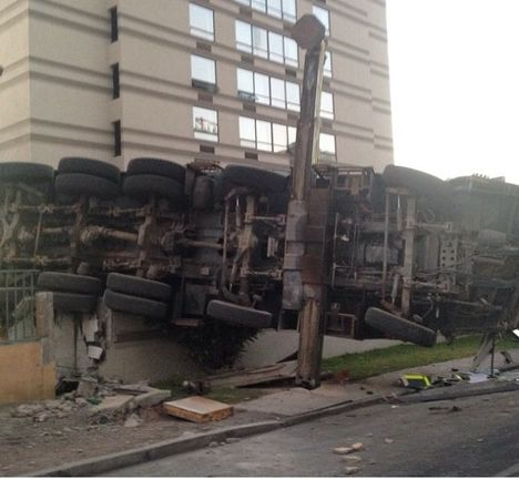 Overturn in Chile 2