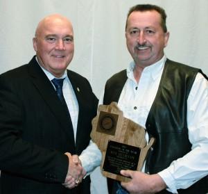 Engineer of the Year,  Ken Mulryan