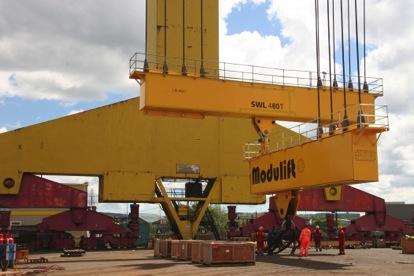 Modulift-single-lifting