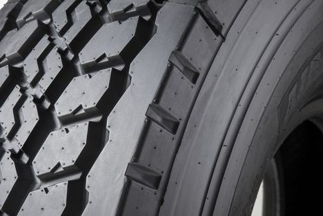 New High Speed Crane Tire A