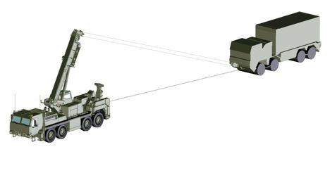 armoured rescue crane 1