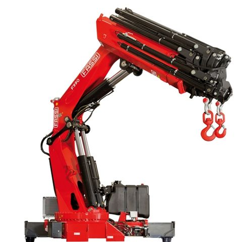 Fassi F990RA XHE loader crane