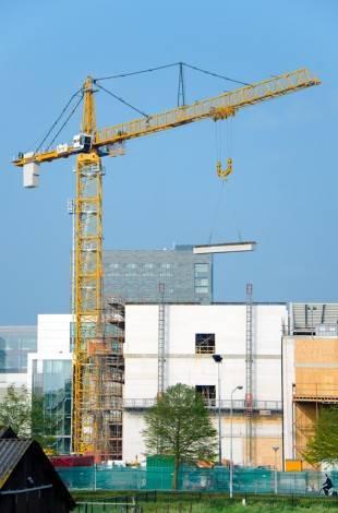 Liehberr tower crane 1000E