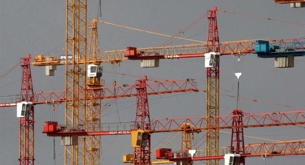 Crane Dublin Skyline