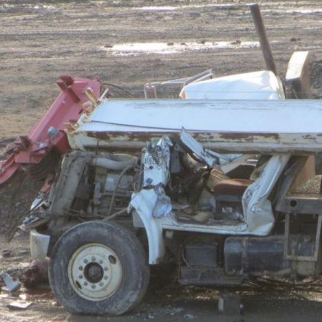 Driver Injured 2